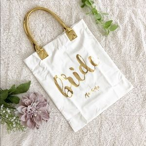 Miss to Mrs Bride Tote